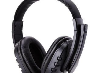 Игровые наушники AKZ GM-002 Game Headphones с микрофоном. Бесплатная доставка.
