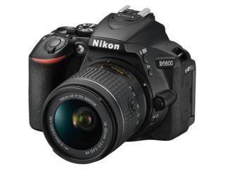 Aparat foto DSLR Nikon D5600 kit AF-P 18-55VR bk