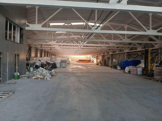 Сдаем производственно-складское помещение (новое) 1350м2-2700м2 в одноэтажном здании на Ботанике!
