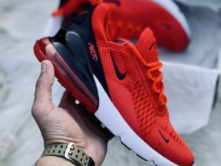 Nike Air Max 270 Red & Blue