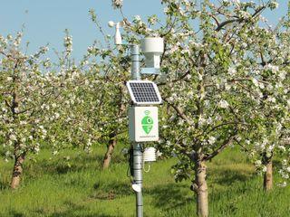 Stație Agro-Meteo mobilă - ajutorul tău de încredere în Agricultură!