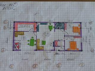 apartament cu 3 odai +terasa. fac reparatie la chee in termen de4 luni.la solicitarea cumparatorului