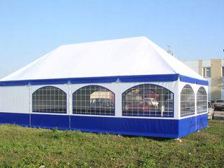 палатка (выставочная, торговая, для торжеств), шатёр для свадьбы, выставочный павильон, cort
