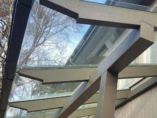 конструкций и навесы из металла и стекла