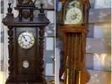 Ceas de perete mecanic.часы настенные.часы с маятником...