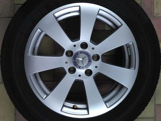 5x112. Легкосплавные колеса Mercedes 195 60 R16. Mercedes, VW, Audi, Skoda...