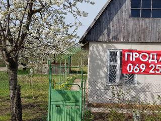 Продам дом дачу в 17 км. от Кишинёва.
