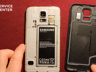 Samsung Galaxy S5 Active   (G870A)  Nu ține bateria telefonului? Noi ți-o schimbăm foarte ușor!