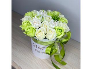 Livrare de flori, cadouri si buna dispoziție in Chisinău si in toată Republică!