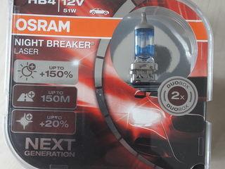 Osram  night breaker..laser   +150%...hb4...
