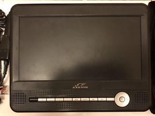 Televizor auto pentru copii, детский автомобильный телевизор USB Flash,SD,DVD,CD