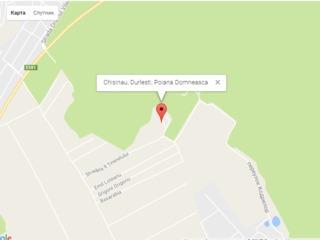 Complexul de elita Poiana Domneasca 4loturi proprietate privata cu toate comunicatiile achitate