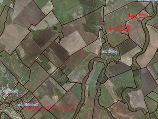Vind doua terenuri agricole in or.Ghindesti ,raionul Floresti 2 ha