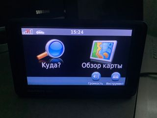 Garmin Nuvi 1390T карты уже установлены полный пакет с документами