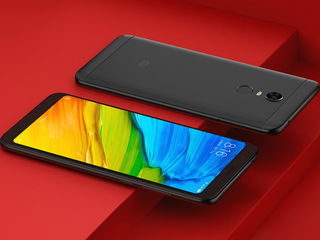 Xiaomi Redmi 5 plus new - 2699 lei Без рамок, 3GB RAM, 32GB ROM, Octa Core, 4000mAh