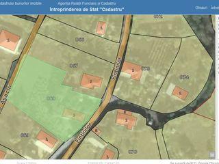 Vand casa + teren extravilan. Satul Peresecina.
