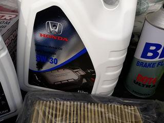 фильтра масляный воздушный топливный салона Honda
