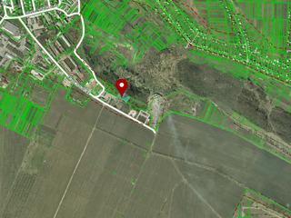 Lot de teren cu predestinație comercială aflat în apropiere de Arena Chisinau