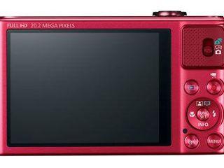 Компактный фотоаппарат Canon PowerShot SX620 HS Red