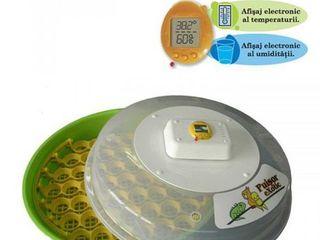 Incubator 70 ouă Puisor Exotic IO-203/Livrare gratuita/Garantie 12 luni!Credit!1350 lei