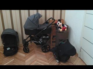 Продается коляска - ABC Design Salsa 4, в хорошем состоянии.