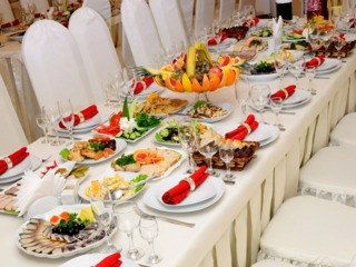 Поминки на буюканах - достойный стол -  от 150 лей, sala de pominiri la buiucаni