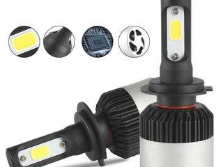 Kit lămpi LED garantie 6 luni, RBW V8 Focus- 14400LM +300% 6000K, livrare  autoled.