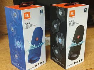 Устал от музыки с проводами и розетками ? Купи JBL Flip 4 Оригинал !