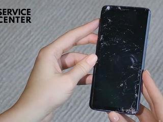 Samsung Galaxy S 9 (G960) Ecranul sparta – vino la noi indata