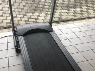 Беговая дорожка U.N.O. Fitness LTX4 Pro. Banda de alergat.