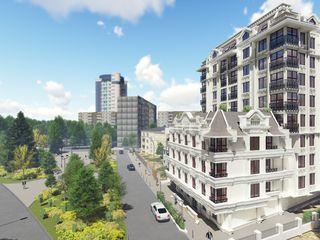Decembrie 2017 exploatarea, au ramas 3 apartamente. Centru 2 odai, 62 m2, ipoteca pina la 10 ani.