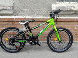 Biciclete de la 5 ani din aluminiu și oțel. Diametrul roți 20.