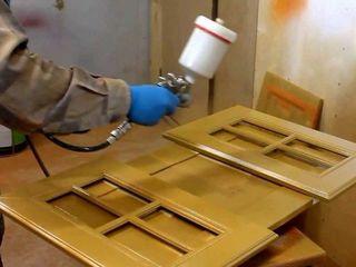 Покраска, реставрация и ремонт мебели
