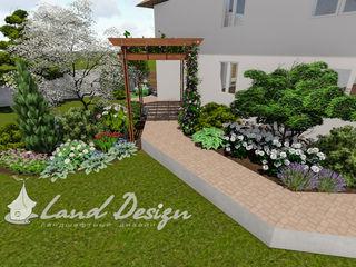 Ландшафтный дизайн. Благоустройство территорий. Устройство цветников, клумб, всех видов газонов.
