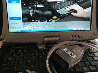 Toyota techstrem.Защищенный промышленный ноутбук с сенсорным экраном Panasonic Toughbook CF-19