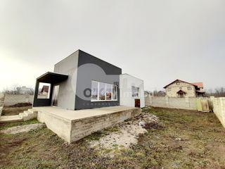 Casă modernă, 100 mp, comuna Trușeni 52000 €