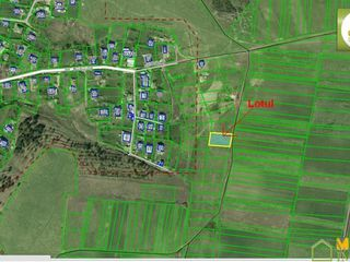 Продаю участок земли под строительство 11,4 соток в с. Гоянул Ноу