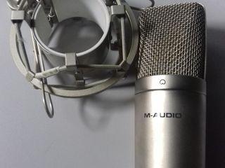 Microfoane studiou
