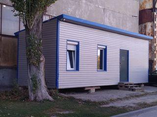 Вагон/офис. Vagon/oficiu.9х3 м.