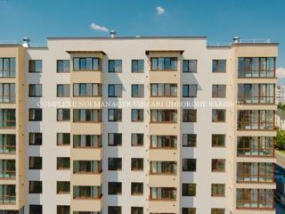 Apartament cu 2 camere 63 m2 in noul complex locativ Garden Park din sect. Botanica