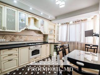 Ciocana! 2 camere, design individual, mobilă/lemn natural, debara pe etaj + loc de parcare! 74 mp!