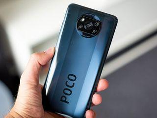 Новый Xiaomi Poco X3 в кредит 0%+1000 лей в подарок! Доставка бесплатно!