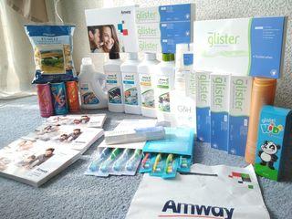 Amway produse de calitate livrare la domiciliu si serviciu