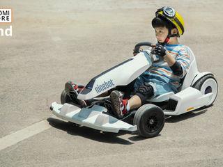 Karting electric Xiaomi Mijia Ninebot Gokart-surprindeții pe cei din jur cu originalitatea dvs.!
