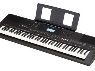 Sintetizator Yamaha PSR-EW410. Livrare gratuita în toată Moldova, plata la primire.