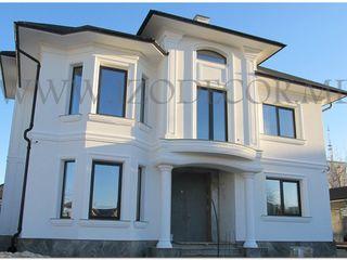 Elemente decorative pentru fasada