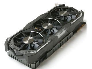 Zotac GeForce GTX 1070 AMP Extreme 8Gb DDR5 (ZT-P10700B-10P) Как новая!!!