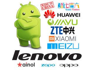 Прошивка Xiaomi Lenovo ZTE Meizu и др. китайских аппаратов профессионально! HTC Samsung Sony LG etc