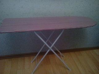 гладильная доска 100*30 см - 150 лей