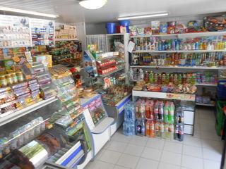 Магазин с торговым оборудованием. г. Единцы.